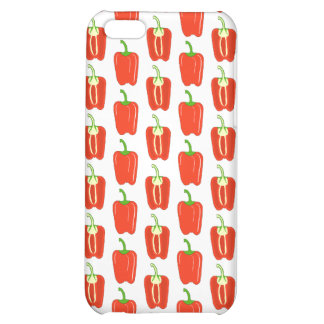 Pern of Red Peppers. iPhone 5C Case