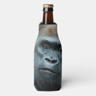 Perplexed Gorilla Bottle Cooler