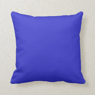 perriwinkle royal purple blue  pillow
