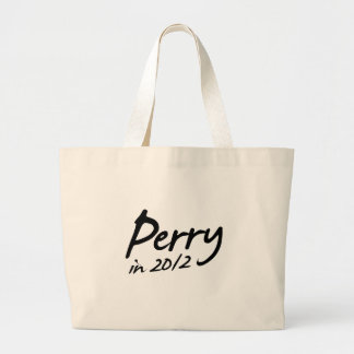 PERRY 2012 Autograph Canvas Bags