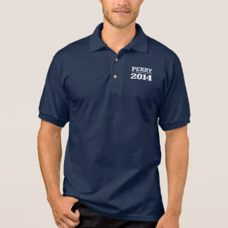 PERRY FOR PRESIDENT POLO T-SHIRTS