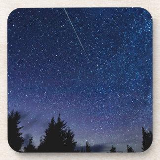 Perseid Meteor Shower Coaster