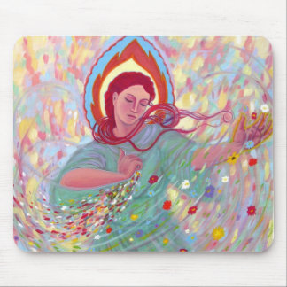 Persephone Engenders the Spring Mouse Pad