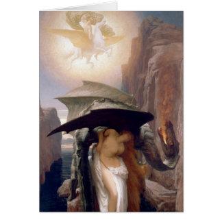 Perseus and Andromeda Card