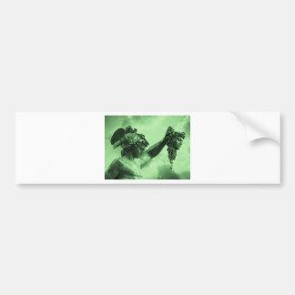 Perseus vs Medusa Bumper Sticker