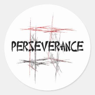 Perseverance Stickers