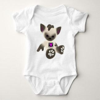 Persey The Piro Baby Bodysuit