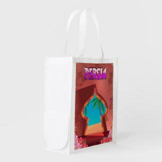 Persia Palace Reusable Grocery Bag