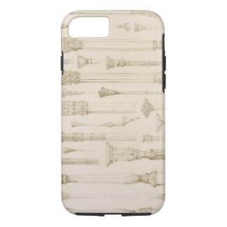 Persian and Turkish wooden column designs, from 'A iPhone 7 Case