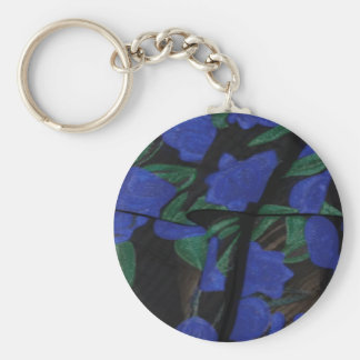 Persian Blue Designer Collection 2017 Key Ring
