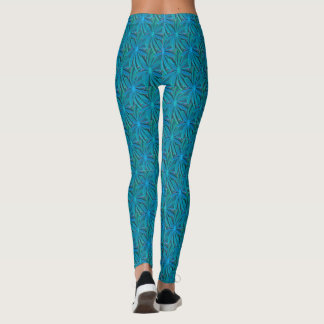 Persian Blue leggings