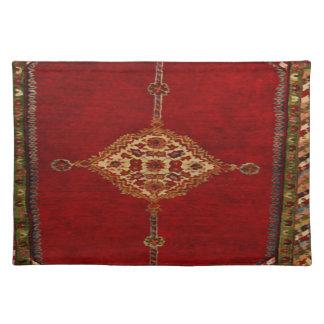Persian carpet -bold design placemat