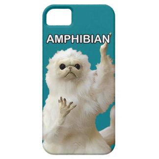 Persian Cat Guardian Amphibian Meme Phone Case! iPhone 5 Case