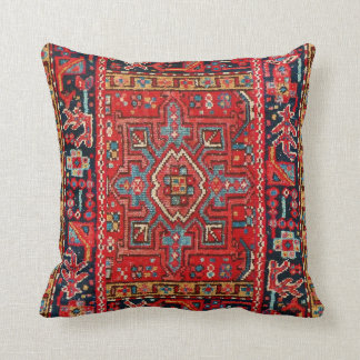 Persian Design Decorative Throw Pillow