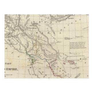 Persian Empire, eastern Postcard