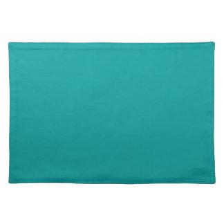 Persian Green Teal Placemats