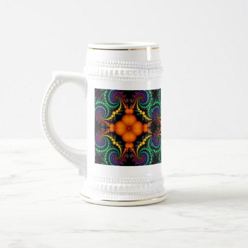 Persian Jeweled Mug
