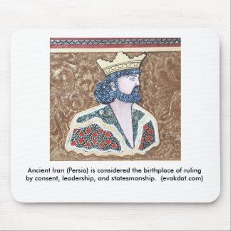 Persian king mousepad Version 1