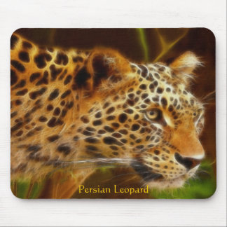 Persian Leopard Mouse Pad