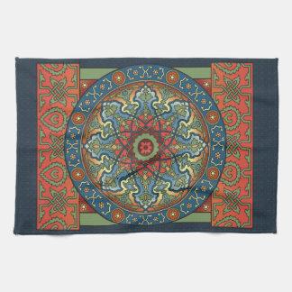 Persian Mandala Tea Towels