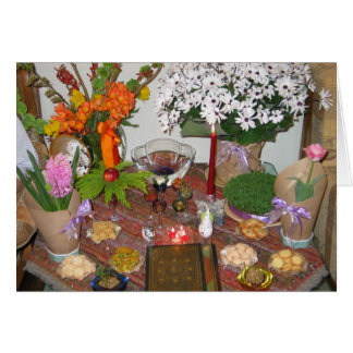 Persian New Year Card