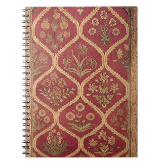Persian or Turkish carpet, 16th/17th century (wool Spiral Note Book
