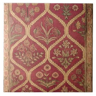 Persian or Turkish carpet, 16th/17th century (wool Tile