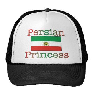 Persian Princess Flag Mesh Hats