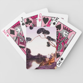 Persian Princess Playing Cards
