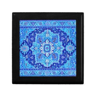 PERSIAN RUG - Blue Gift Box
