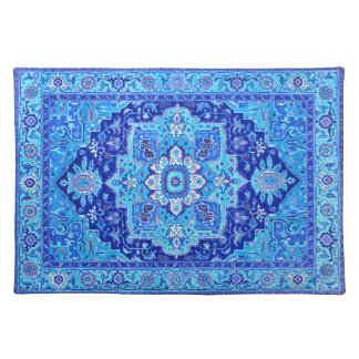 PERSIAN RUG - Blue Placemat