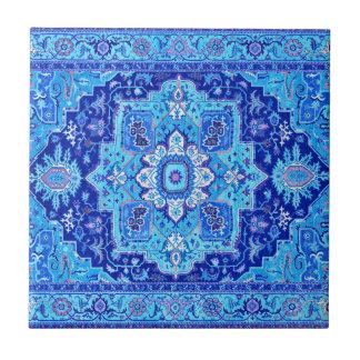 PERSIAN RUG - Blue Tile