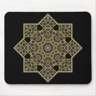 Persian Star Mouse Pad