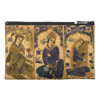 Persian Tile Travel Accessory Bag
