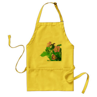 Persian violets standard apron