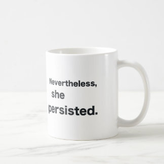 Persist Coffee Mug