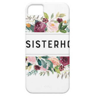 persisterhood barely there iPhone 5 case