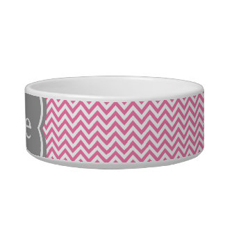 Persoalized Dog Food Dish Water Bowl