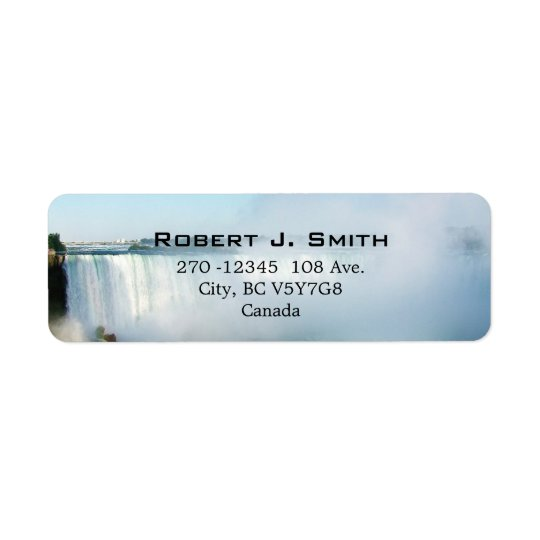 personal address labels
