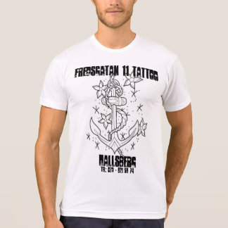 Personal American Apparel Poly-bomullsblandning T T-Shirt