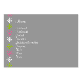 Personal Assistant Business Cards