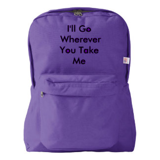 personal backpack