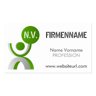 personal pack of standard business cards