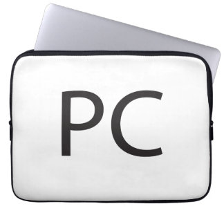 Personal Computer -or- Politically Correct ai Laptop Sleeves