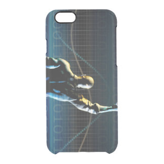 Personal Growth and Set New Goals in Life Clear iPhone 6/6S Case