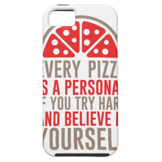 Personal Pizza iPhone 5 Cover