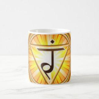 Personal Power Chakra Coffee Mug