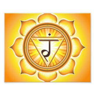 Personal Power Chakra Photo Print