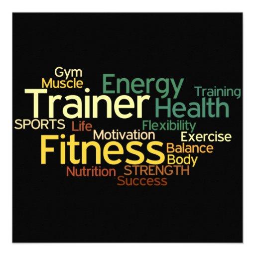 Personal Trainer Invitation