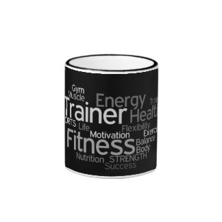 Personal Trainer or Fitness Centre MUG
